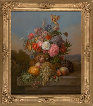 9339 Dutch and Flemish Paintings – Flower and Fruit Still Life